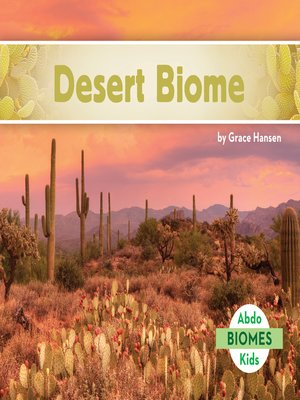 cover image of Desert Biome